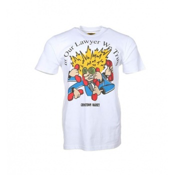 CHINATOWN TRUST OUR LAW TEE...