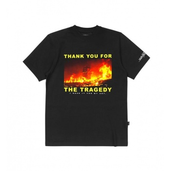 WASTED PARIS THANK YOU TEE...