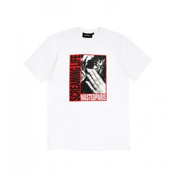 WASTEDPARIS SCREAMING TEE...