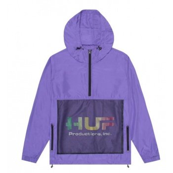 HUF PRODUCTIONS INC  ANORAK...