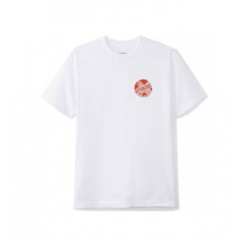 BUTTERGOODS AXIS WHITE TEE...
