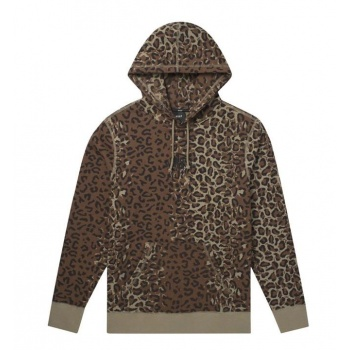 HUF PANTHERA HOODIE MULTICOLOR