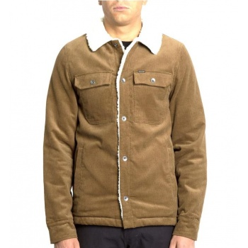 VOLCOM KEATON JACKET MARRON
