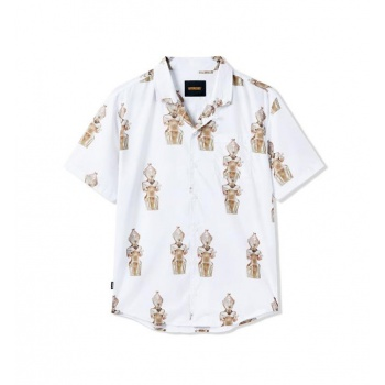BUTTER SCULPTURE SHIRT BLANCO