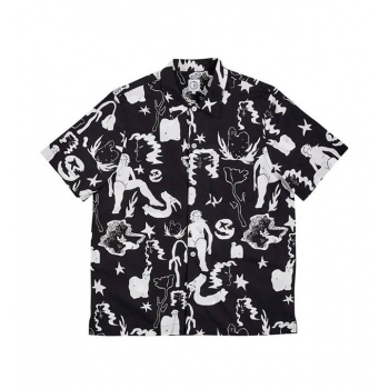POLAR EAST DREAM SHIRT NEGRO