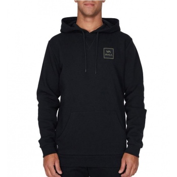 RVCA ALL THE WAYS HOODIE NEGRO