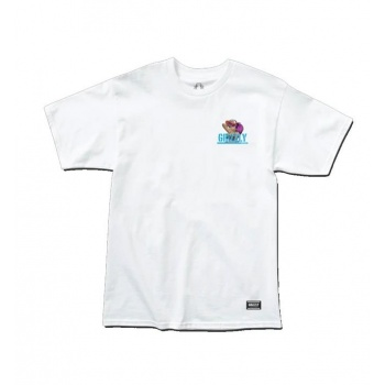 GRIZZLY BEAR HUNTER TEE BLANCO
