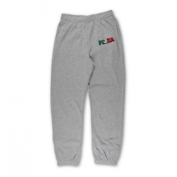 PIZZA TRI LOGO SWEAT PANT GRIS