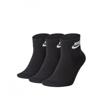 NIKE EVERYDAY ESSENTIAL NEGRO