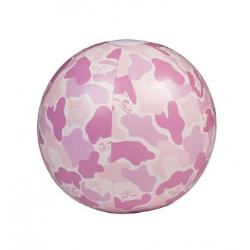 RIPNDIP CAMO BEACH BALL...