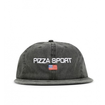 PIZZA SPORT WASHED GRIS