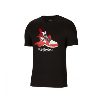NIKE AIR JORDAN GRAPHIC TEE...