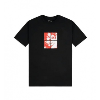 POLAR OUT OF SERVICE TEE NEGRO