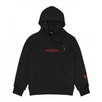 WASTED PARIS CAUTION HOODIE...