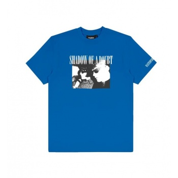WASTED PARIS YOUTH TEE AZUL