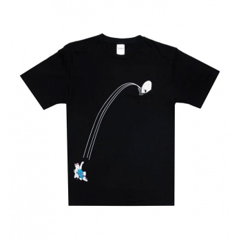 RIPNDIP HOOPS POCKET TEE NEGRO