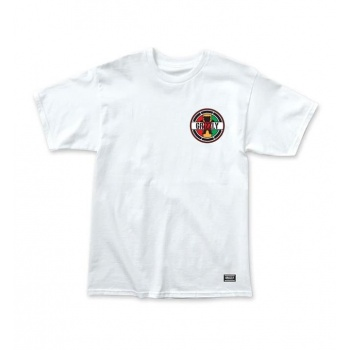 GRIZZLY MOST HIGH TEE BLANCO