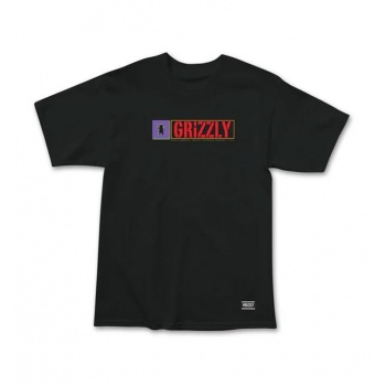 GRIZZLY NORTH AMERICAN TEE...