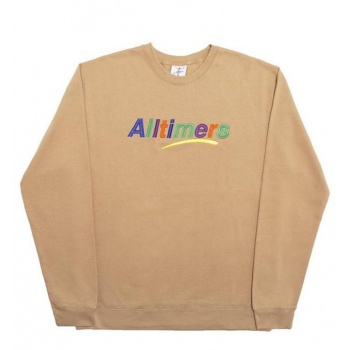 ALLTIMERS EMBROIDERED CREW...