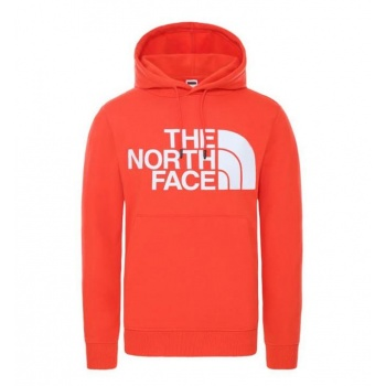 THE NORTH FACE M STANDARD ROJO