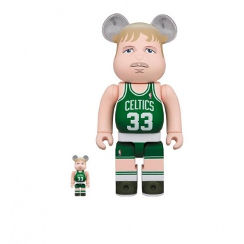 BEARBRICK LARRY BIRD 400%...