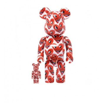 BEARBRICK KEITH HARING 400