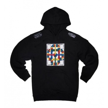 SSSTUFFF FLYING CHESS HOODIE