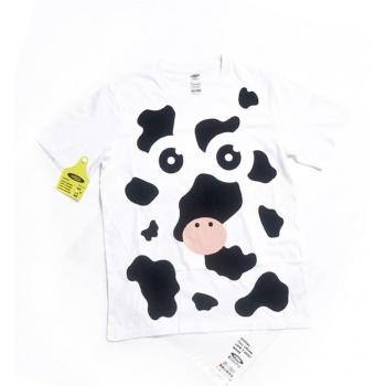 SSSTUFFF COW TEE