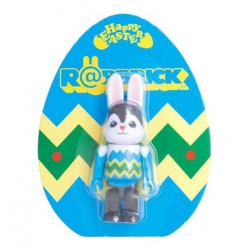 RABBRICK EASTER BLUE 100%