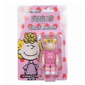 BEARBRICK SALLY BROWN 100%