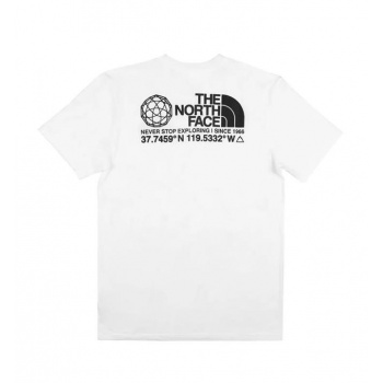 THE NORTH FACE COORDINATES TEE