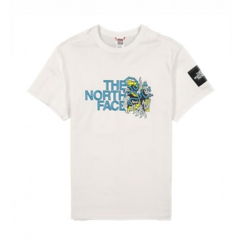THE NORTH FACE BOX GRPH TEE