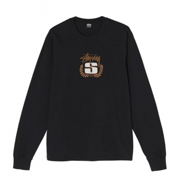 STUSSY S WREATH PIG DYED LS
