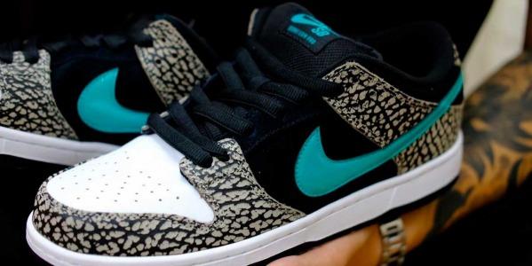 Nike SB Dunk Low Premium Atmos Elephant