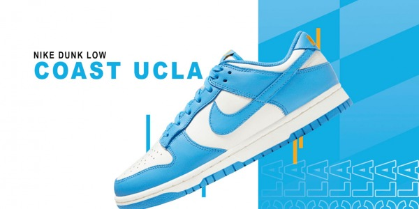 Nike Dunk Low WMNS UCLA